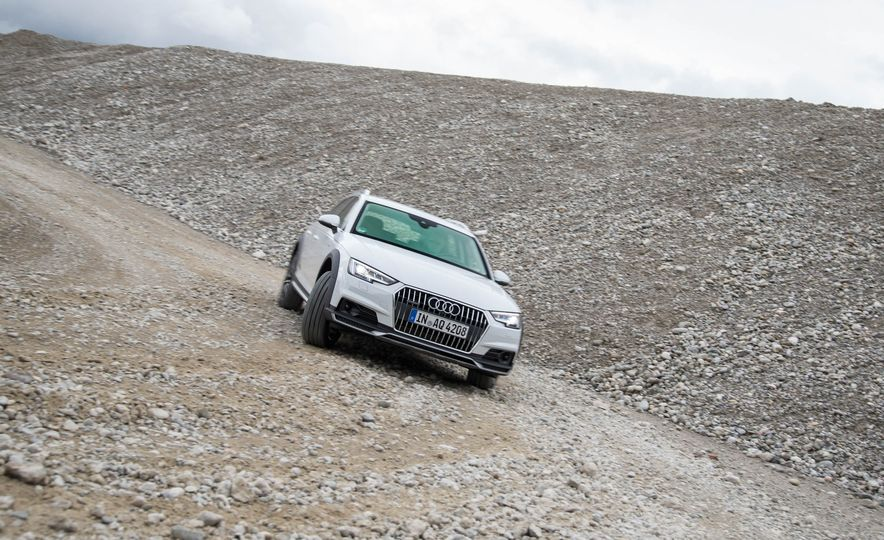 2017 Audi A4 Allroad - Slide 11