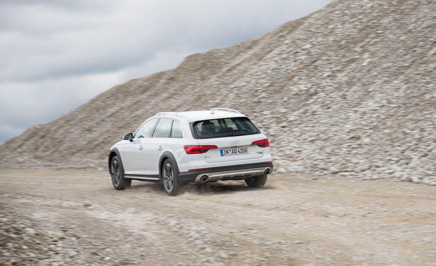2017 Audi A4 Allroad - Slide 14
