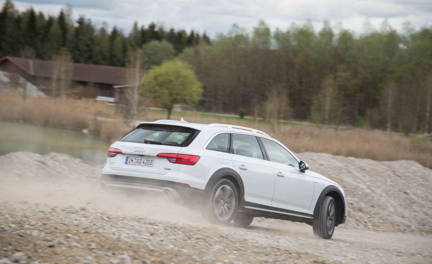 2017 Audi A4 Allroad - Slide 16
