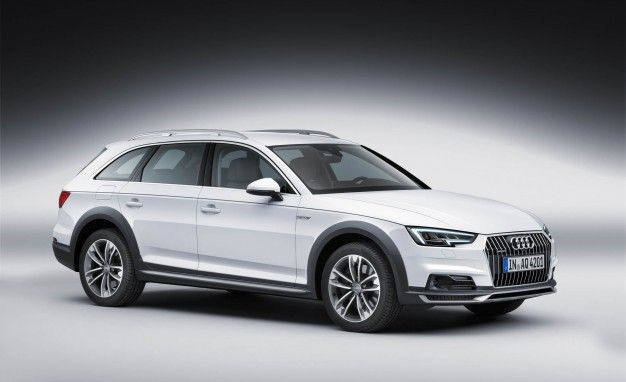 New 2017 Audi A4 Allroad Wagon Priced Starting at $44,950, On Sale This Fall