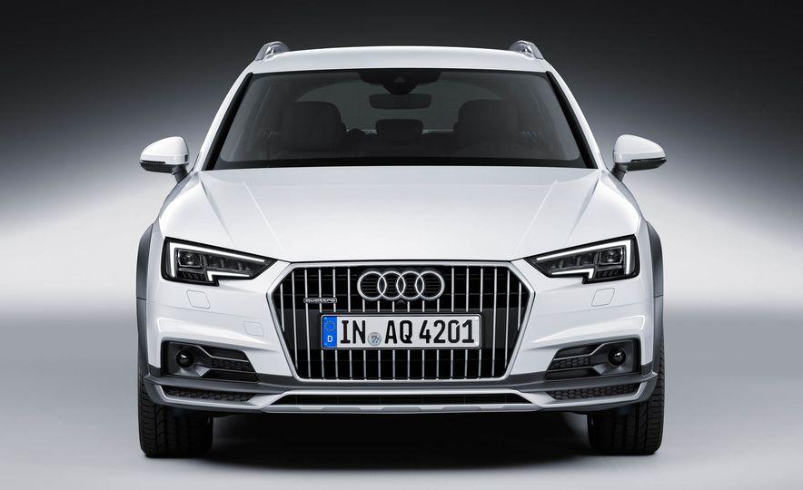 2017 Audi A4 Allroad - Slide 21
