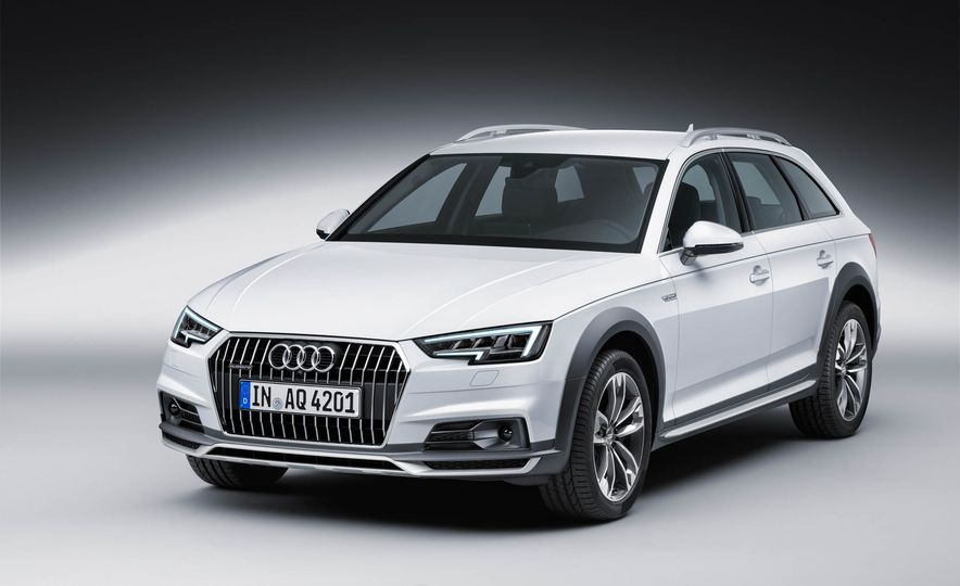 2017 Audi A4 Allroad - Slide 22