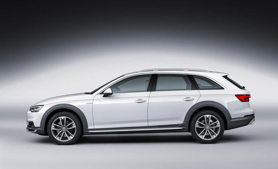2017 Audi A4 Allroad - Slide 23
