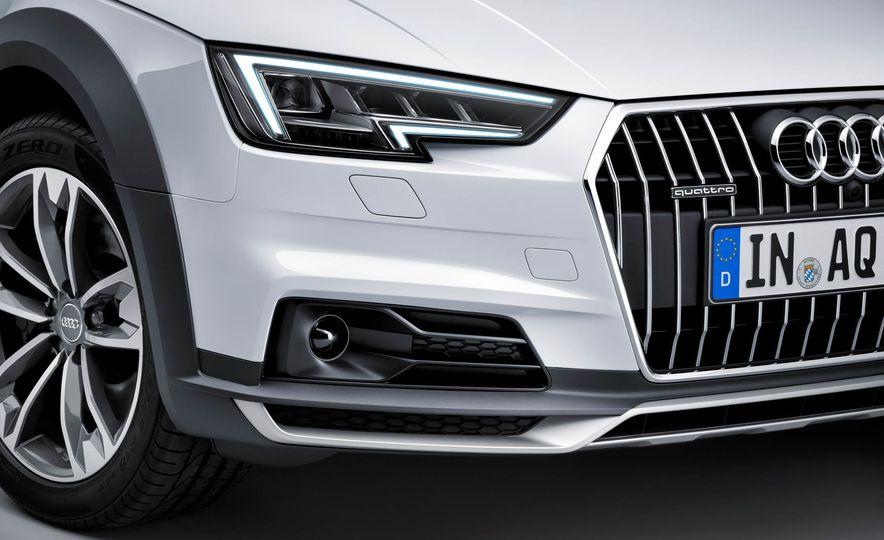 2017 Audi A4 Allroad - Slide 26