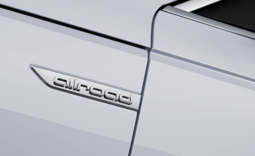 2017 Audi A4 Allroad - Slide 29