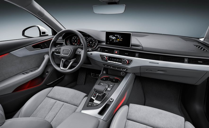 2017 Audi A4 Allroad - Slide 31