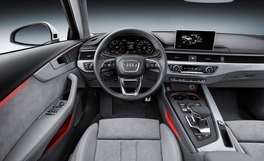 2017 Audi A4 Allroad - Slide 32