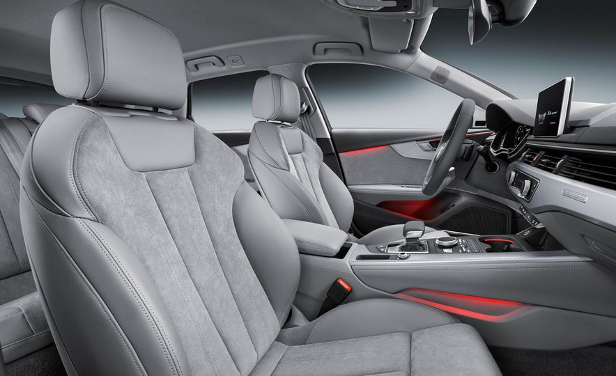 2017 Audi A4 Allroad - Slide 33