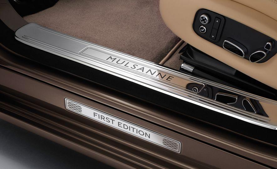 2017 Bentley Mulsanne First Edition - Slide 1