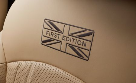 2017 Bentley Mulsanne First Edition Boasts 350-Year-Old Walnut Trim