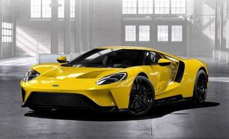 Second Chance: Ford Promises Two More Years of GT Supercar Production