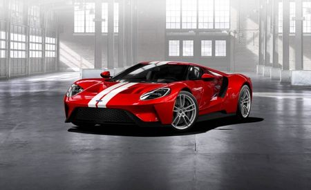 6006 People Will Be Disappointed: Ford GT Application Window Closes