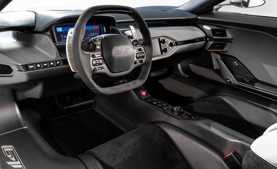 2017 Ford Escape Titanium - Slide 62