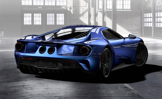 View  Ford Gt Inline