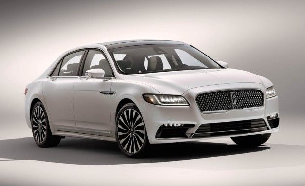 Lincoln Continental Reviews | Lincoln Continental Price, Photos, and ...