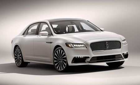 Black Label Greenbacks: Lincoln Announces 2017 Continental Pricing