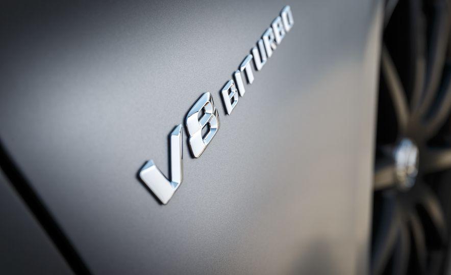 2017 Mercedes-Benz S500 cabriolet (Euro-spec) - Slide 76