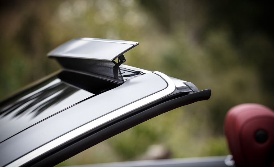2017 Mercedes-Benz S500 cabriolet (Euro-spec) - Slide 78