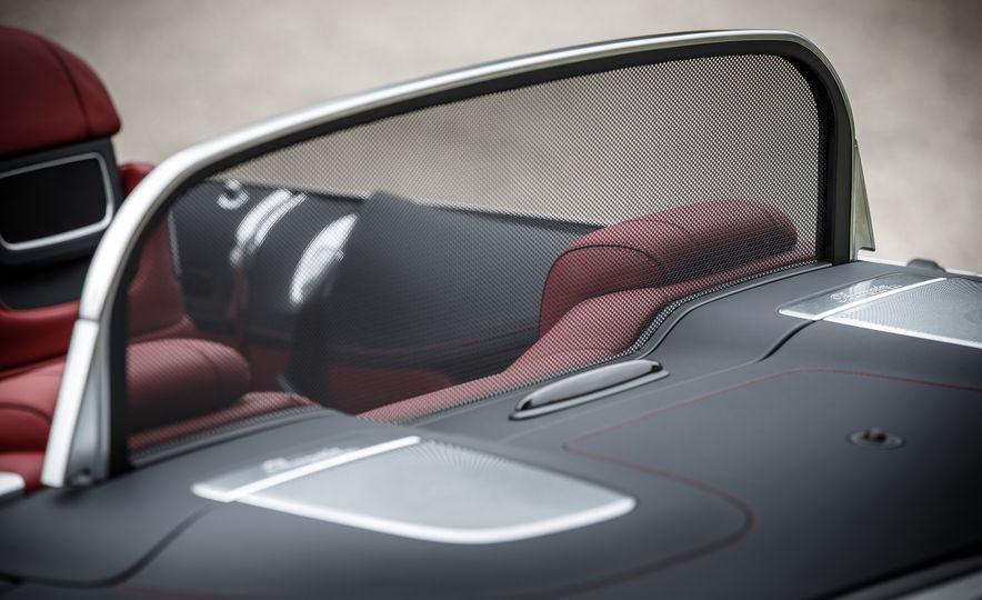 2017 Mercedes-Benz S500 cabriolet (Euro-spec) - Slide 80
