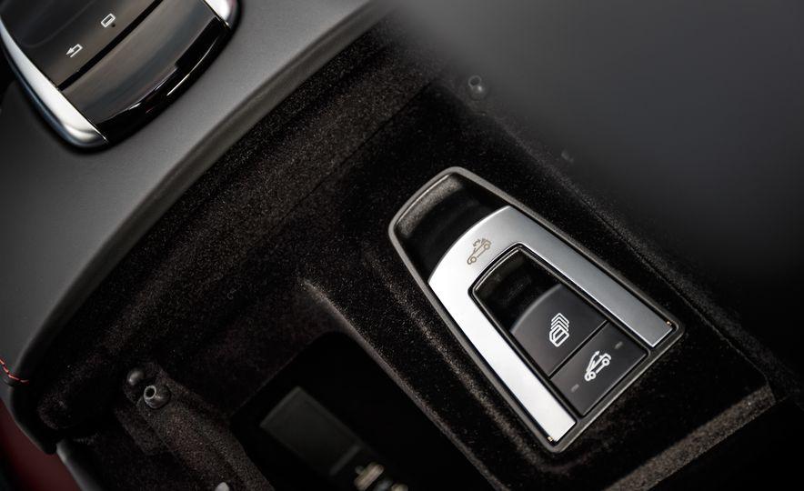 2017 Mercedes-Benz S500 cabriolet (Euro-spec) - Slide 89