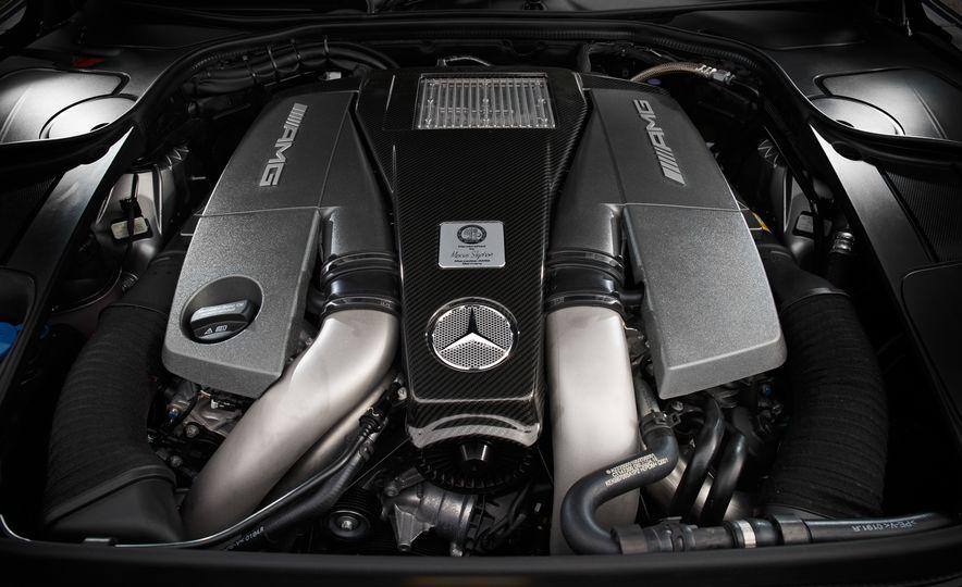 2017 Mercedes-Benz S500 cabriolet (Euro-spec) - Slide 92
