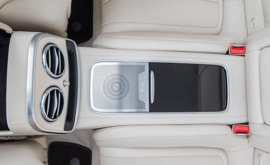2017 Mercedes-Benz S500 cabriolet (Euro-spec) - Slide 43