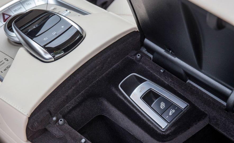 2017 Mercedes-Benz S500 cabriolet (Euro-spec) - Slide 44