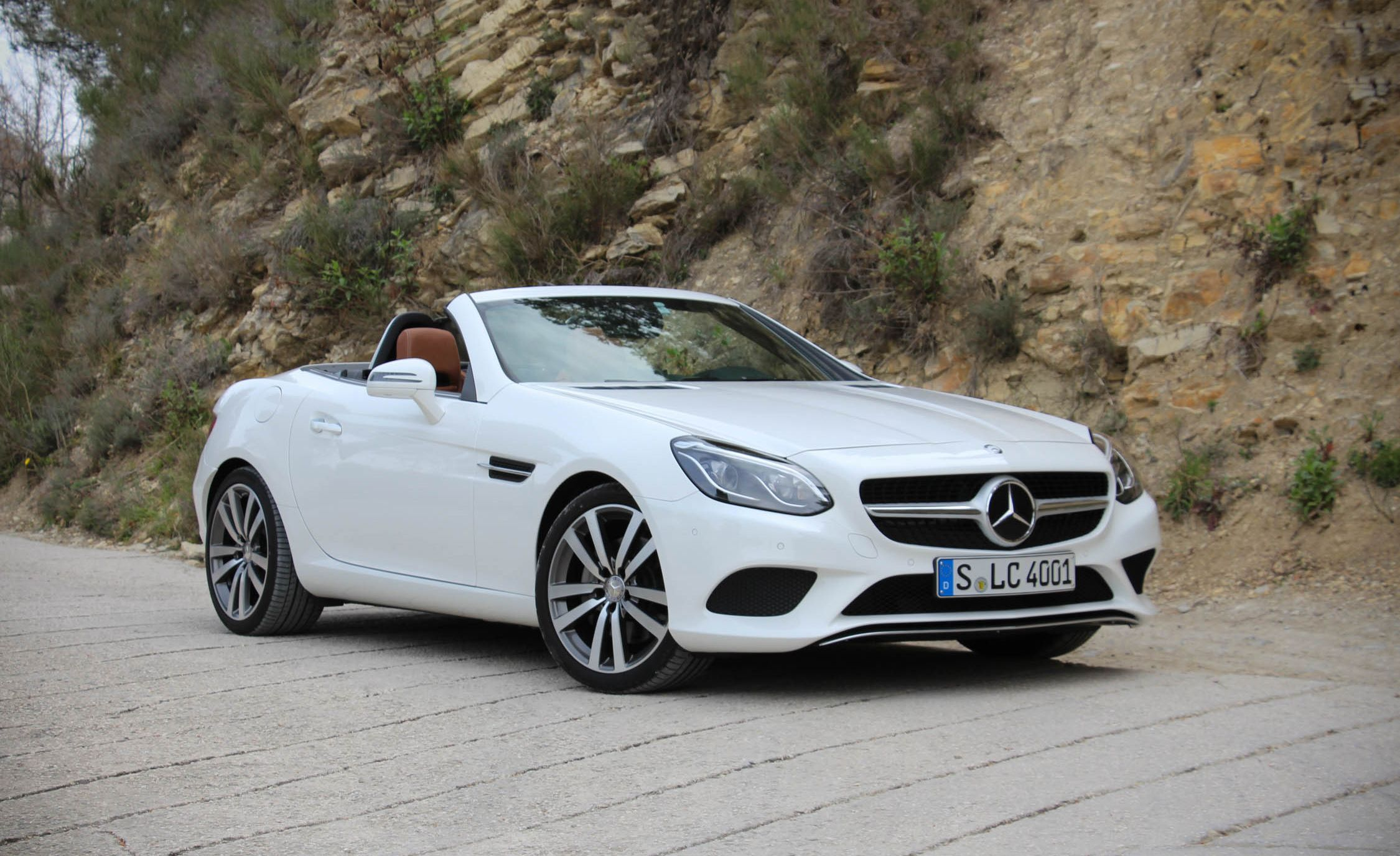 2020 Mercedes Benz Slc Cl Reviews Price Photos And Specs Car Driver