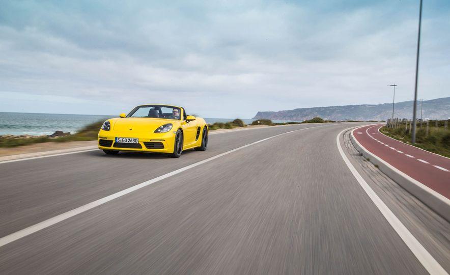 2017 Porsche 718 Boxster - Slide 1