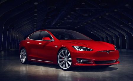 2017 Tesla Model S Updated with New Face, Increased Range on Some Models