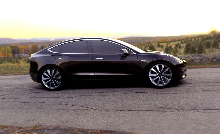 2018 Tesla Model 3 - Slide 11