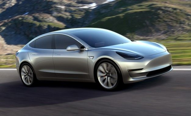 Musk: Tesla Model 3 Production Date Will Probably Not Be Met