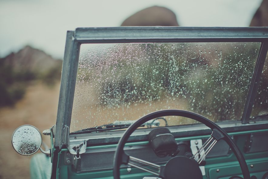 Destination Adventure: Driving the Mojave in a Land Rover Series IIA, Part 2 - Slide 8