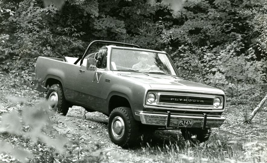 Forgotten SUVs - Slide 34