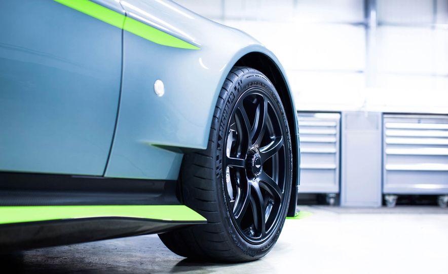 Aston Martin Vantage GT8 and Aston Martin Vantage race car - Slide 9