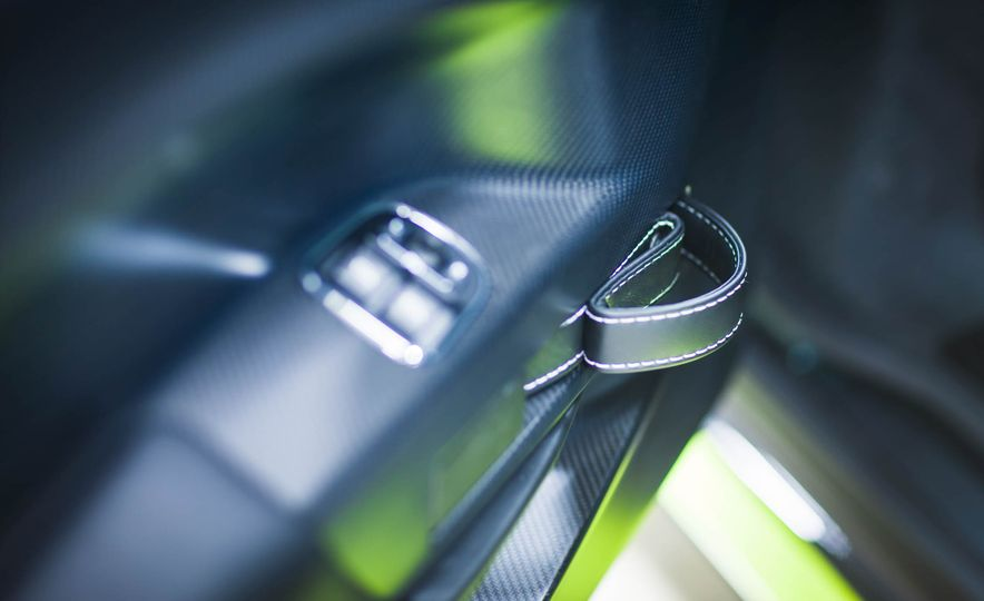 Aston Martin Vantage GT8 and Aston Martin Vantage race car - Slide 14