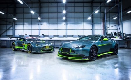 Aston Vantage GT8 Is Lighter, More Expensive—And Not Coming Here