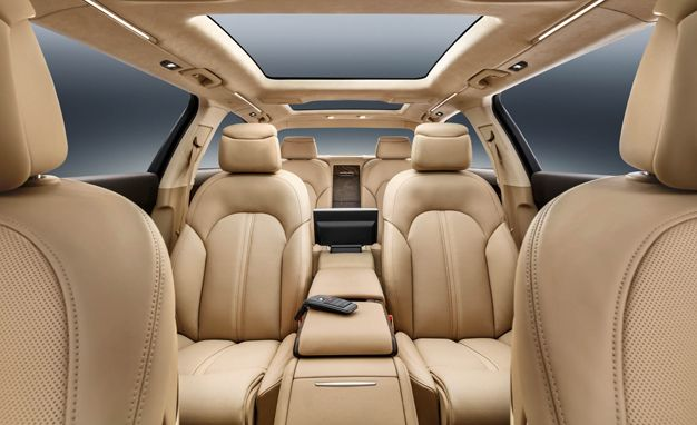 Audi A8L Extended Pictures | Photo Gallery
