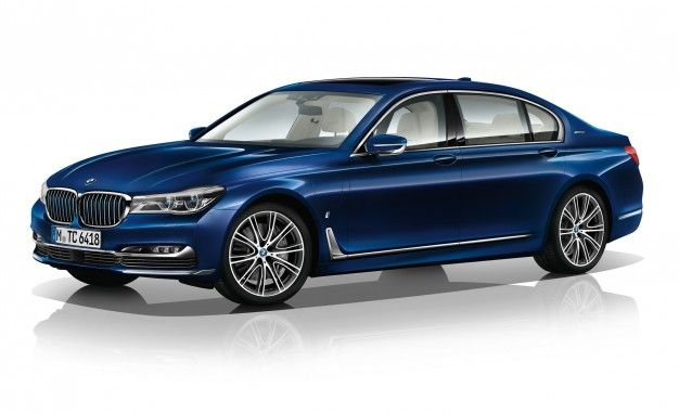 A HUNNERT YEARS! BMW Announces Celebratory 7-series with Long, Long Names