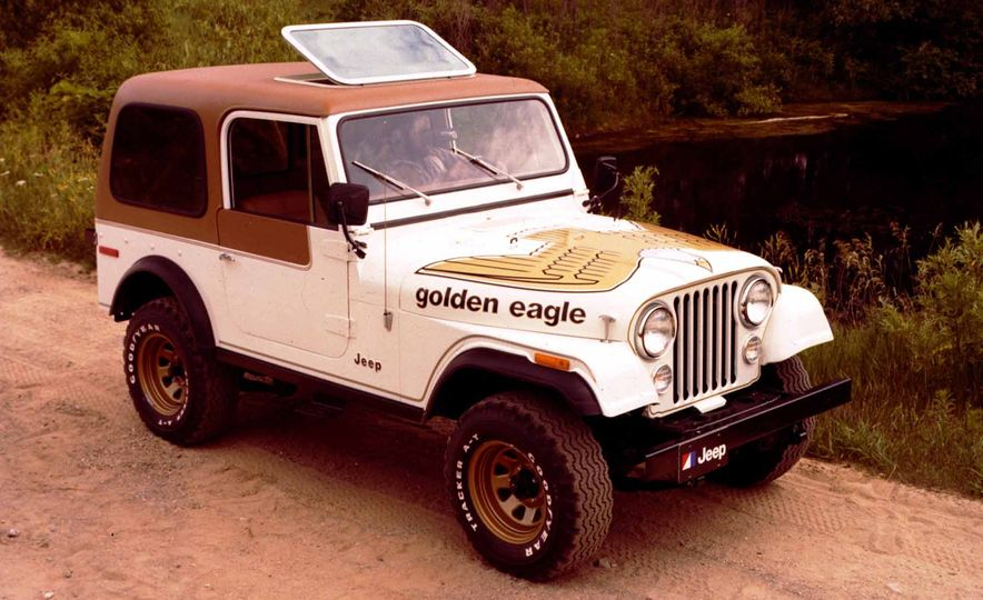 20 Old-School Off-Road Rigs for Backcountry Adventure - Slide 17