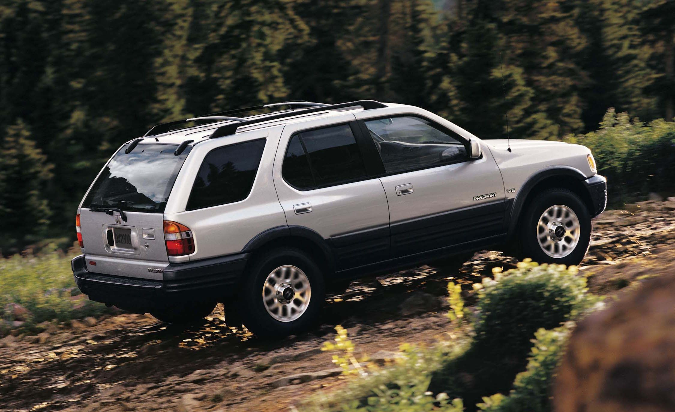 Gone Without A Trace These Are The Forgotten Suvs Big Horn Isuzu Tod Wiring Diagram
