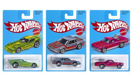 Retro Done Right: Mattel Reissues Selection of 1980s Hot Wheels Sets
