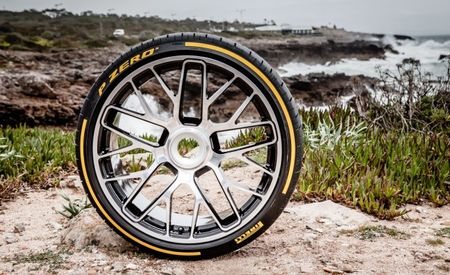 Rubber Rock Star: Pirelli Celebrates P Zero's 30th Anniversary, Debuts New Version