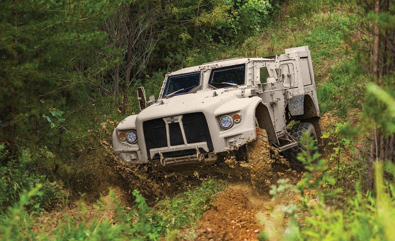 All-Terrain, For Real: 16 of the World's Most Capable Adventure Vehicles - Slide 10