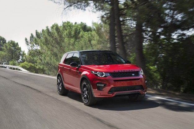 New Options, New Pricing for 2017 Land Rover Discovery Sport
