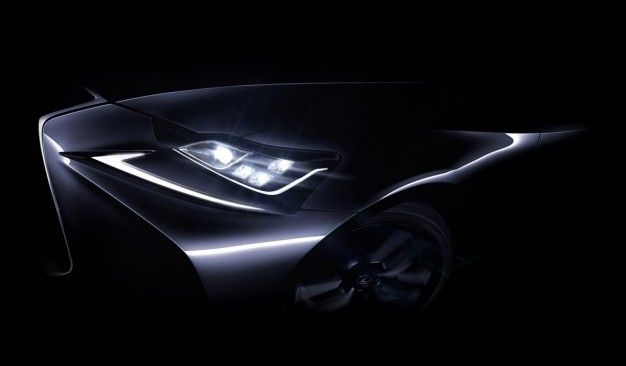 Grille-ing Out: Lexus to Debut Refreshed IS Sedan in China