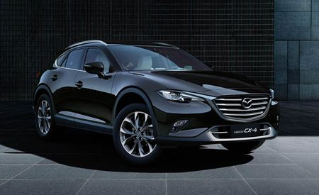 Kodo-licious: Mazda Debuts Sexy CX-4 for China, We Want It Here