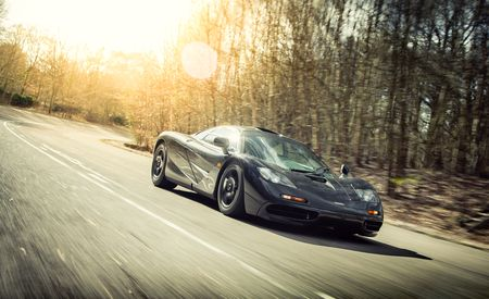 McLaren Selling Very Last F1 Produced—Bring Arms, Legs, Other Salable Appendages