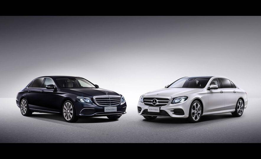 Mercedes-Benz E320L 4MATIC (Chinese spec) - Slide 3