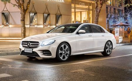 E-Longated: New Mercedes-Benz E-Class Gets LWB Version for China